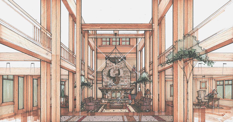 Interior-Elev-lodge-Dees-ranch-LIVING-7-17-07